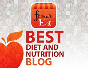 FriendsEat 2012 Best Diet and Nutrition Blog